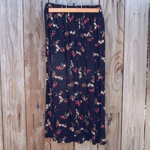 Southern Lady Skirts - 💎Floral Maxi Skirt💎 3 for $30